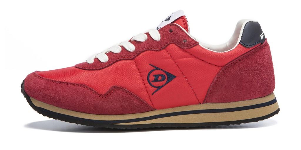 Las KT26 de Dunlop en rojo
