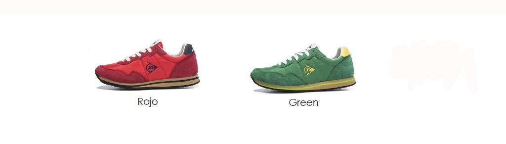 Zapatillas KT26 de Dunlop Footwear España: el regalo perfecto para el Día de la Madre.