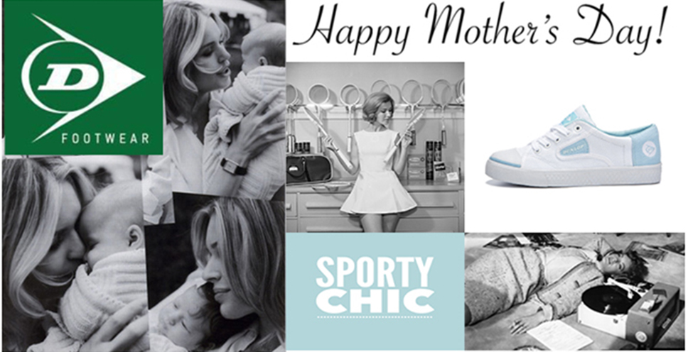 Zapatillas Dunlop Footwear España: el regalo perfecto para el Día de la Madre.