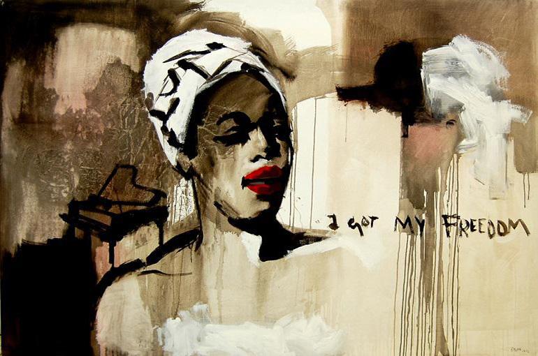 Obra de la Soul Jazz de Pilar Pastor Rosser